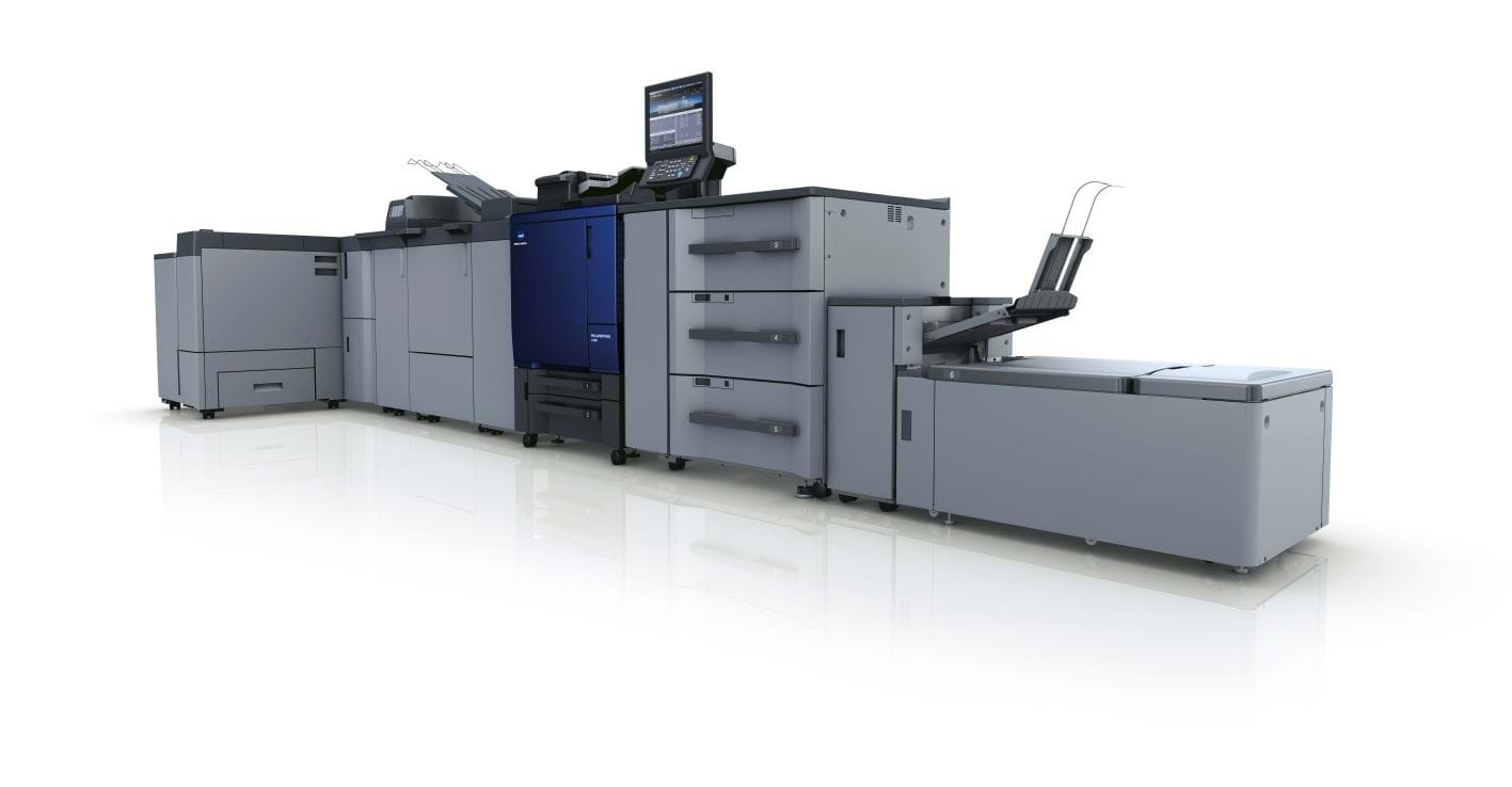 Profesionalni tiskalnik Konica Minolta accurio press c3080